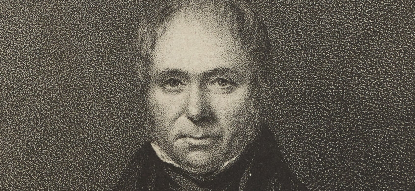 Portrait of Alexander Rodger