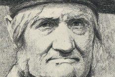 Illustration from 'Johnny Gibb of Gushetneuk'