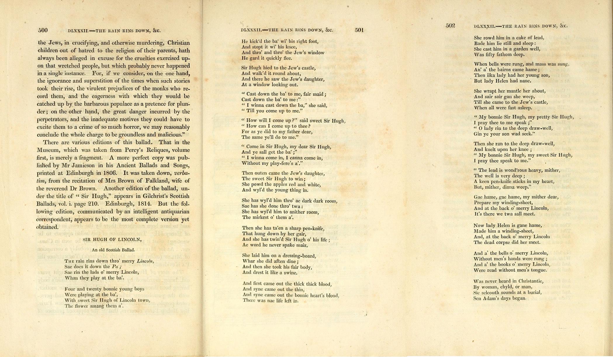 The Ballads O Anna Gordon Brown Wee Windaes