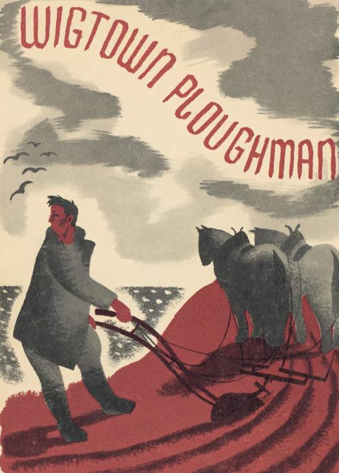 Wigtown Ploughman an Gallowa Scots